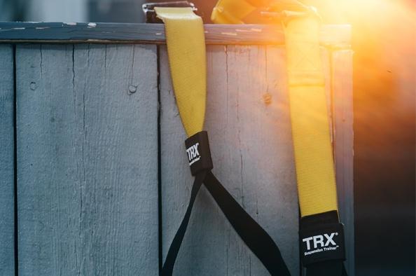 TRX, a mobil edzőterem