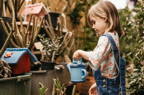 Kertészkedjünk a gyerekekkel!