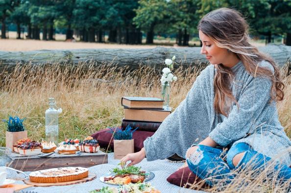 Piknik, akár otthon is