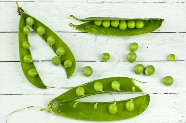 Színes egészség – Zöld, avagy terítéken a zöldborsó