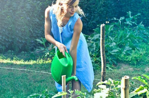 Takarékosan mégis hatékonyan – öntözés nyáron