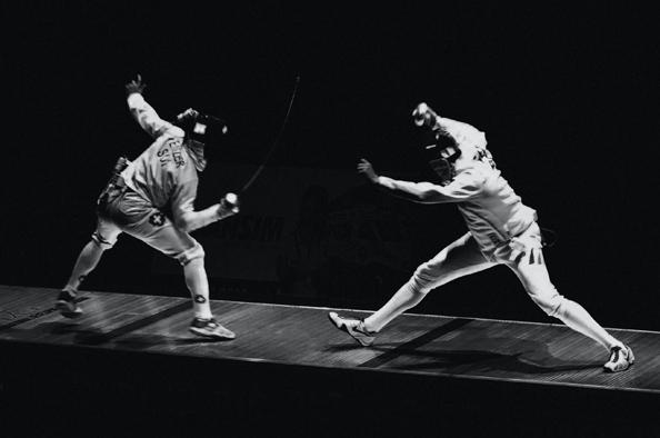 A Hegyvidék amazonja – Nagy Tímea, kétszeres olimpia bajnok párbajtőrvívó