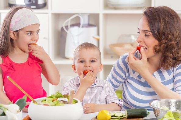 Így etesse zöldséggel a családot!