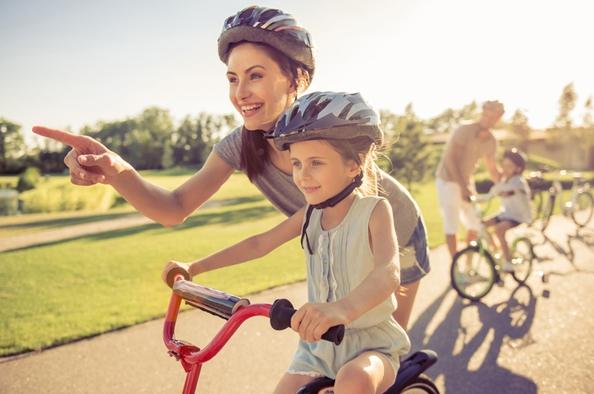 Kerékpáros túrák tavaszra