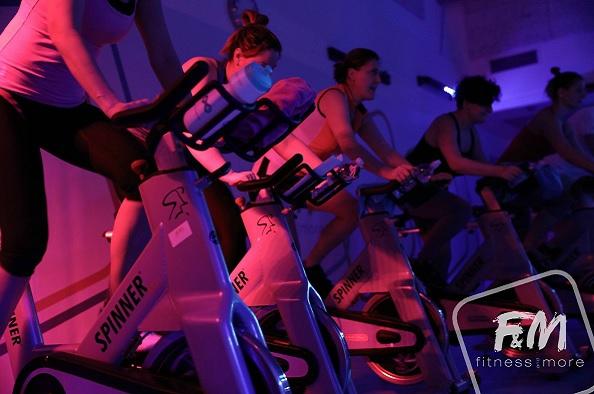 Spinning – Lelkesítő és fogyasztó edzés