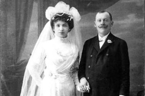 Házasságkötés anno és ma