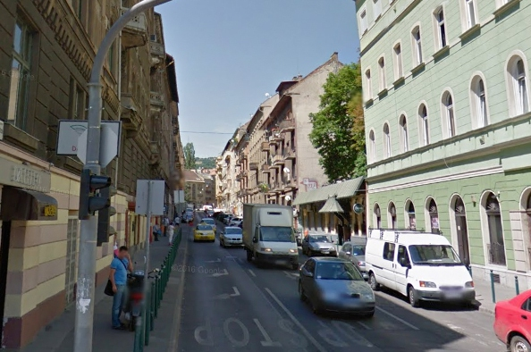 Történelmi séta - hírességek között a Márvány utcában 2. rész