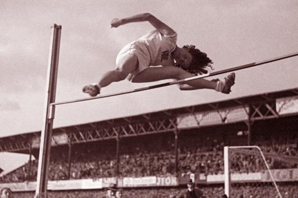 A magyar női atlétika első olimpiai bajnoka – Csák Ibolya