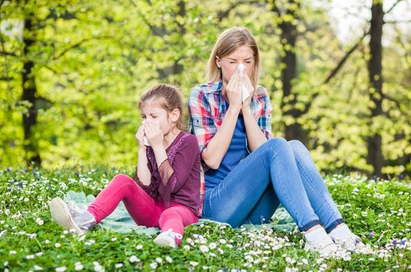 Valami van a levegőben - Itt a pollenszezon!