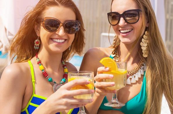 Frissítő nyári italok