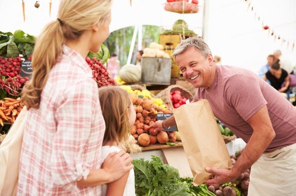 Nyáron is biopiac – Vásároljunk tudatosan!