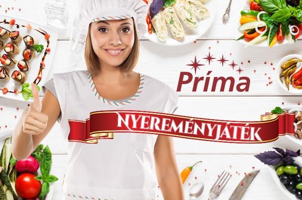 Főzz a Prímával – nyerj a Hegylakó Magazinnal!
