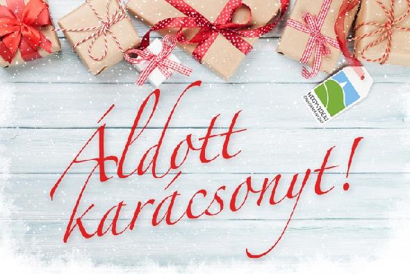 Az év legszebb ünnepén - karácsonyi köszöntő