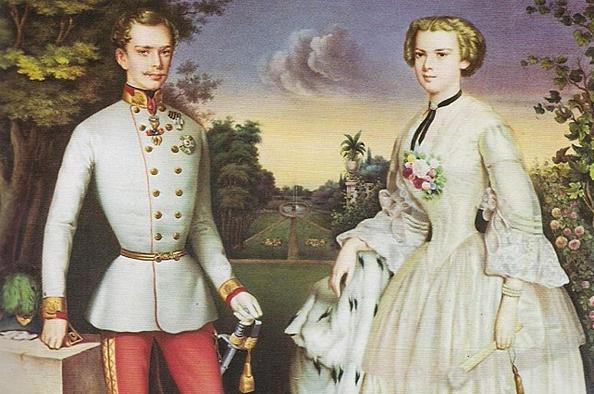 Menekülő Habsburgok a Hegyvidék vendégei