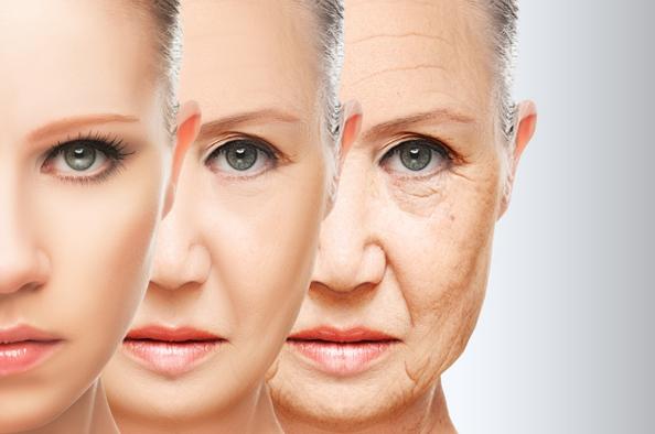 Az évek és az arcápolás