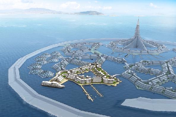 Utópia az óceánon - a világ első lebegő városai