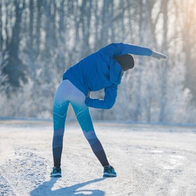 Sportoljunk télen is biztonságosan!
