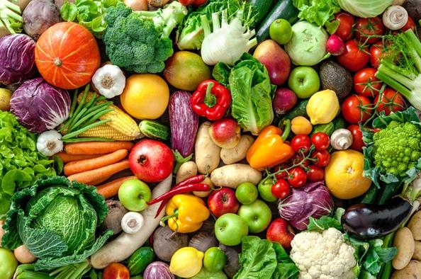 Zöldségekkel is kreatívan