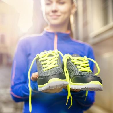 A tökéletes futócipő