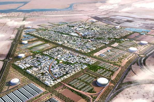 A jövő fenntartható városa - zöld csoda a sivatagban