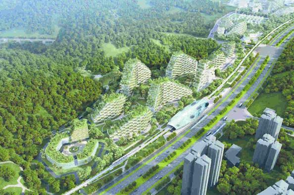 Csoda a vízparton – Kína első zöld városa