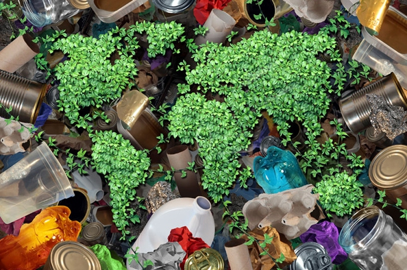 Veszélyes műanyagok – megoldás a földi Paradicsomból