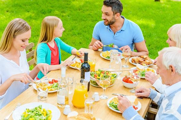 Könnyű vacsorák nyárestékre