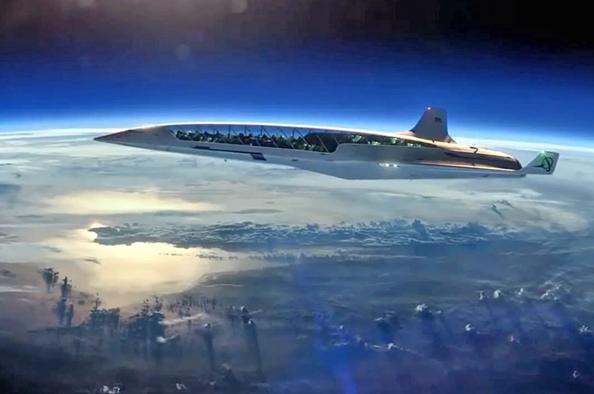Az utasszállító repülők forradalma