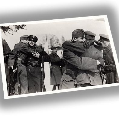 A Fácános vendégei –világháborús menekült lengyel katonatisztek