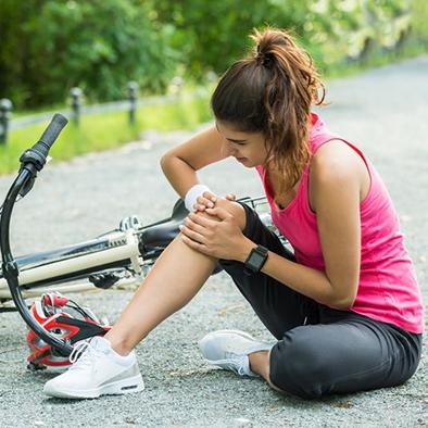 Nyári sport térdfájás nélkül