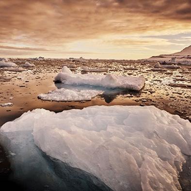 Ideje aggódni? - olvad az északi jégtakaró