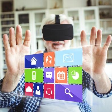 Nem csak a húszéveseké az új technológiák világa