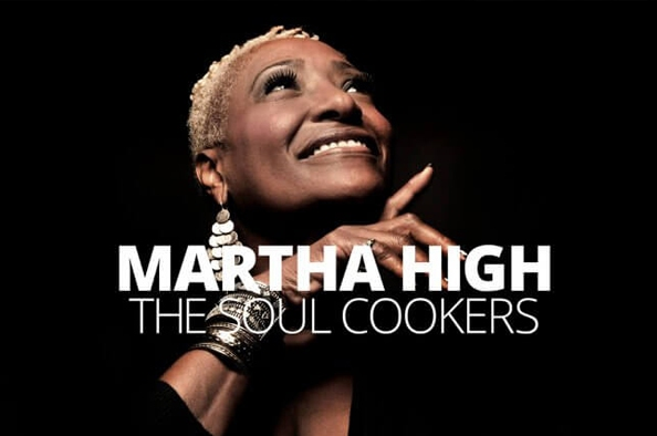 Jazztől a soulig – vendégünk Martha High