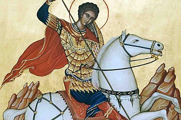 A sárkányölő hős – Szent György hava, április