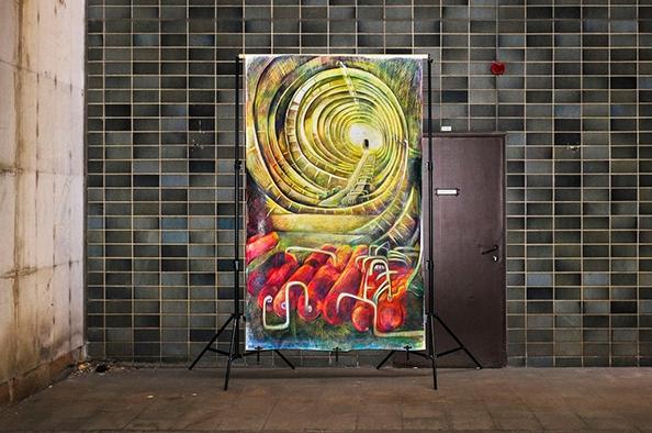 A látás hegemóniája – Dorsánszki Adrienn kiállítása