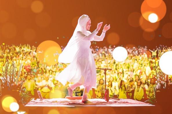 A lélek zenéje – Snatam Kaur koncertje a Hegyvidéken