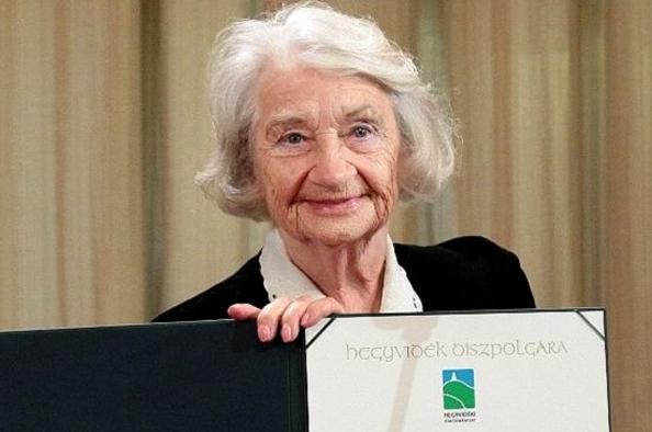 Kilencven év a haza szolgálatában – dr. Báthory Katalin