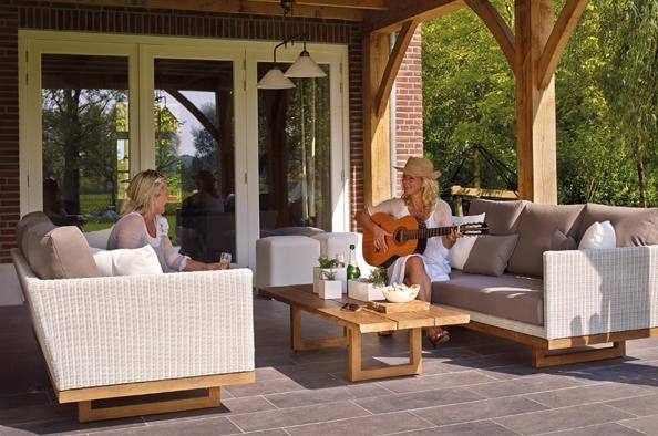 A nyár legtrendibb kerti bútorai