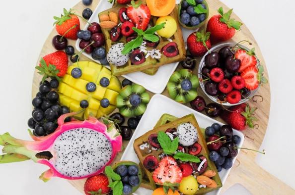 Együnk gyümölcsöt tiszta forrásból!
