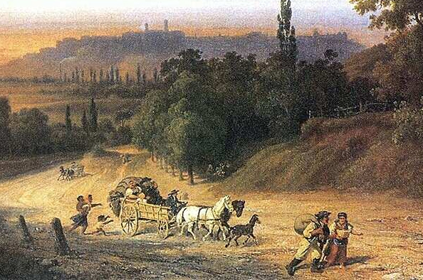 Mártonhegyi séta – a borospincék földje