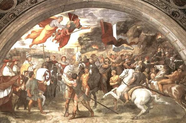 Szikla egy viharos korszakban – November 10-én Nagy Szent Leó pápára emlékezünk