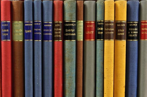 Könyvaukció második rész - a Németvölgyi Antikvárium különlegességei