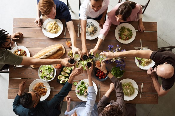 Vendég a háznál, öröm a háznál - Egészséges vendégváró finomságok