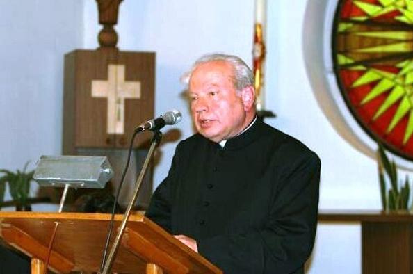 Fél évszázad szolgálat – Lambert Zoltán atya a Városmajorból