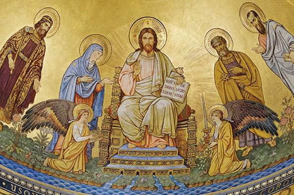 Krisztus király ünnepe – az egyházi év vége
