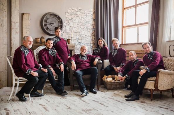 Különleges karácsonyváró koncert – a Szent Efrém Férfikar