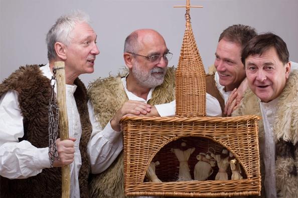 A karácsony kapujában – Betlehemezés a Kaláka együttessel