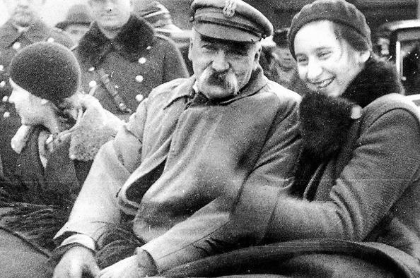 A Fehér Sas-rend lovagja – Piłsudski marsall és a Hegyvidék