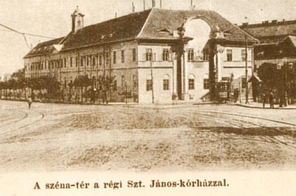 Menedék vész idején – a Szent János Kórház krónikája