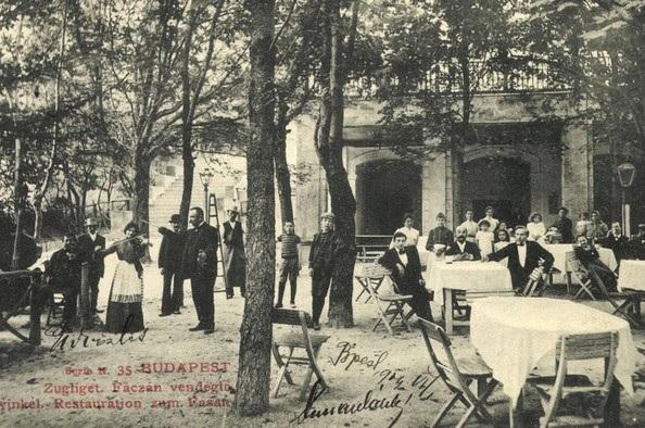 A Fácán vendéglő évszázadai